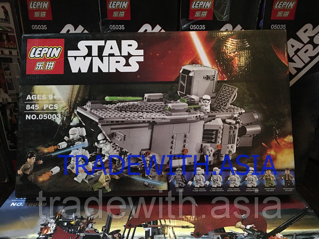 наборы lepin star wars