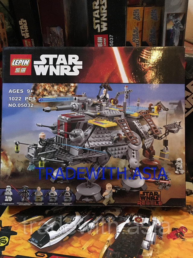 конструктор lepin star wars