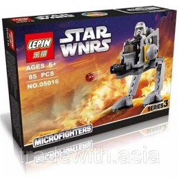 Конструктор LEPIN 05016 аналог LEGO 75130 AT-DP STAR WARS