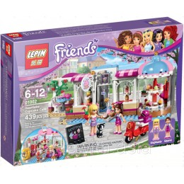 Конструктор LEPIN 01002 аналог LEGO 41119 Кондитерская LEGO FRIENDS
