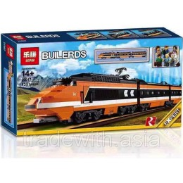 Конструктор LEPIN 21007 аналог LEGO 10233 Поезд Horizon Express