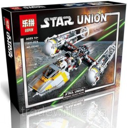 Конструктор LEPIN 05040 аналог LEGO 10134 Y-WING ATTACK STARFIGHTER STAR WARS
