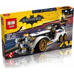 Конструктор LEPIN 07047 копия LEGO 70911 The Penguin Arctic Roller SUPER HEROES MARVEL