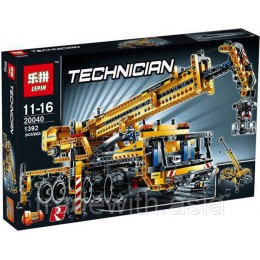 Конструктор LEPIN 20040 аналог LEGO 8053 Mobile Crane TECHNICS