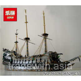 Конструктор LEPIN 16016 аналог LEGO The Flying the Netherlands