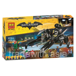 Конструктор BELA 10635 аналог LEGO 70908 Скатлер BATMAN MOVIE