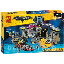 Конструктор BELA 10636 аналог LEGO 70909 Нападение на Бэтпещеру BATMAN MOVIE