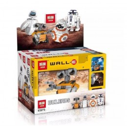 Конструктор LEPIN 03073 аналог LEGO Mini Wall-E, EVA, BB-8 & R2-D2 LEGO IDEAS